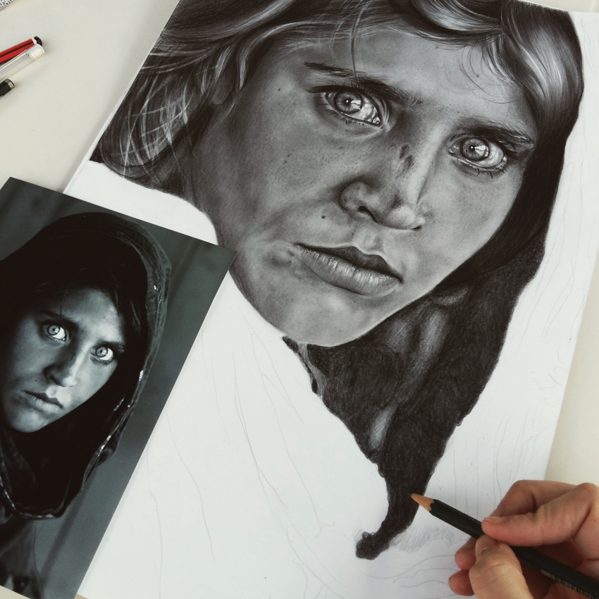 Sharbat Gula by yamilaalmara